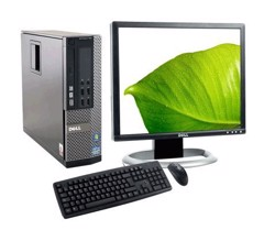 Combo Dell OptiPlex 790N & LCD 19