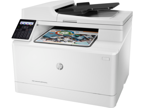 Máy in HP COLOR LASERJET PRO MFP M181fw (T6B71A)