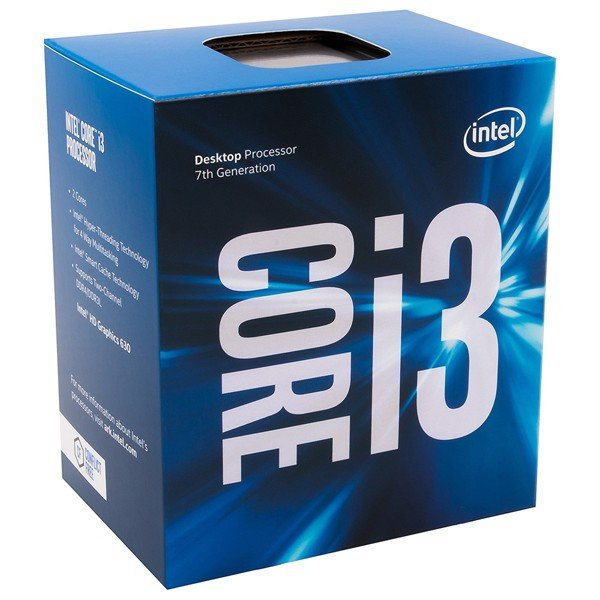 CPU Intel Core I3-7100 (3.9GHz)