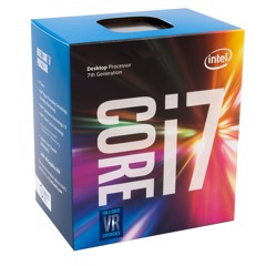 CPU Intel Core I7-7700K (4.2GHz)
