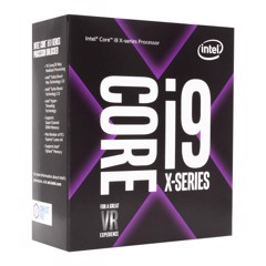 CPU Intel Core i9-7900X (3.3GHz - 4.3GHz)