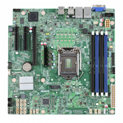 Mainboard Intel S1200 SPRS