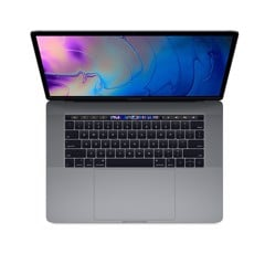 "MacBook Pro 15"" 2018 TouchBar MR932 Gray/ MR962 Silver"