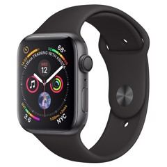 Apple watch S4 40mm dây cao su GPS