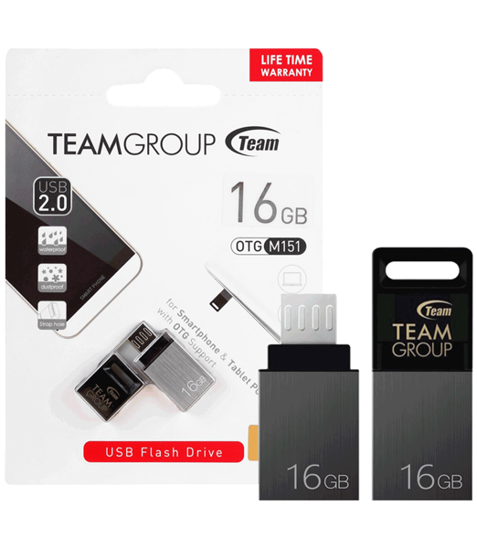 USB Team 16GB M151 OTG