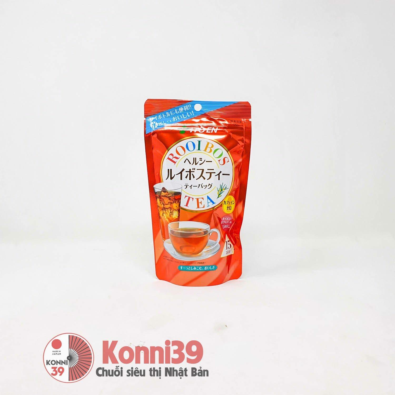 Hồng trà Nam Phi Itoen Rooibos 15 gói