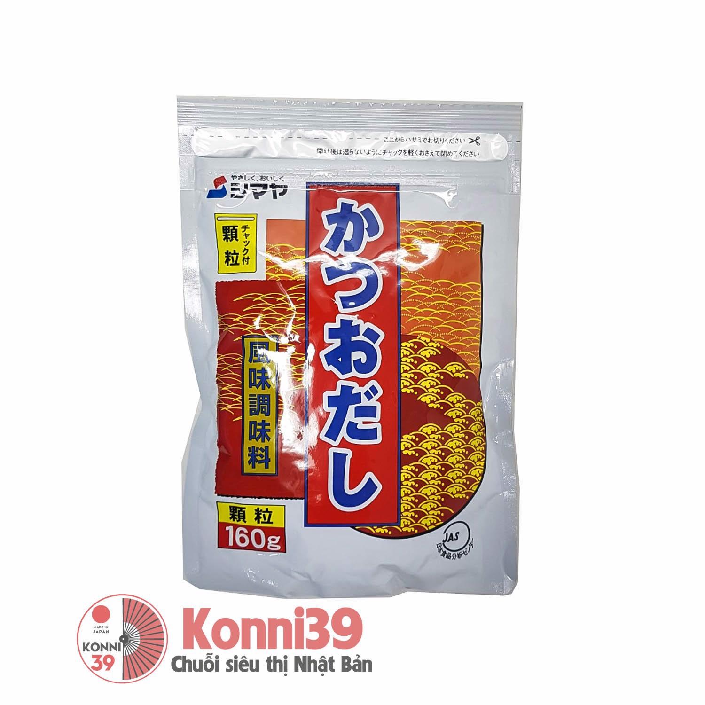 Bột nước dùng dashi cá ngừ Shimaya 160g