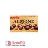 Lotte Almond Chocolate