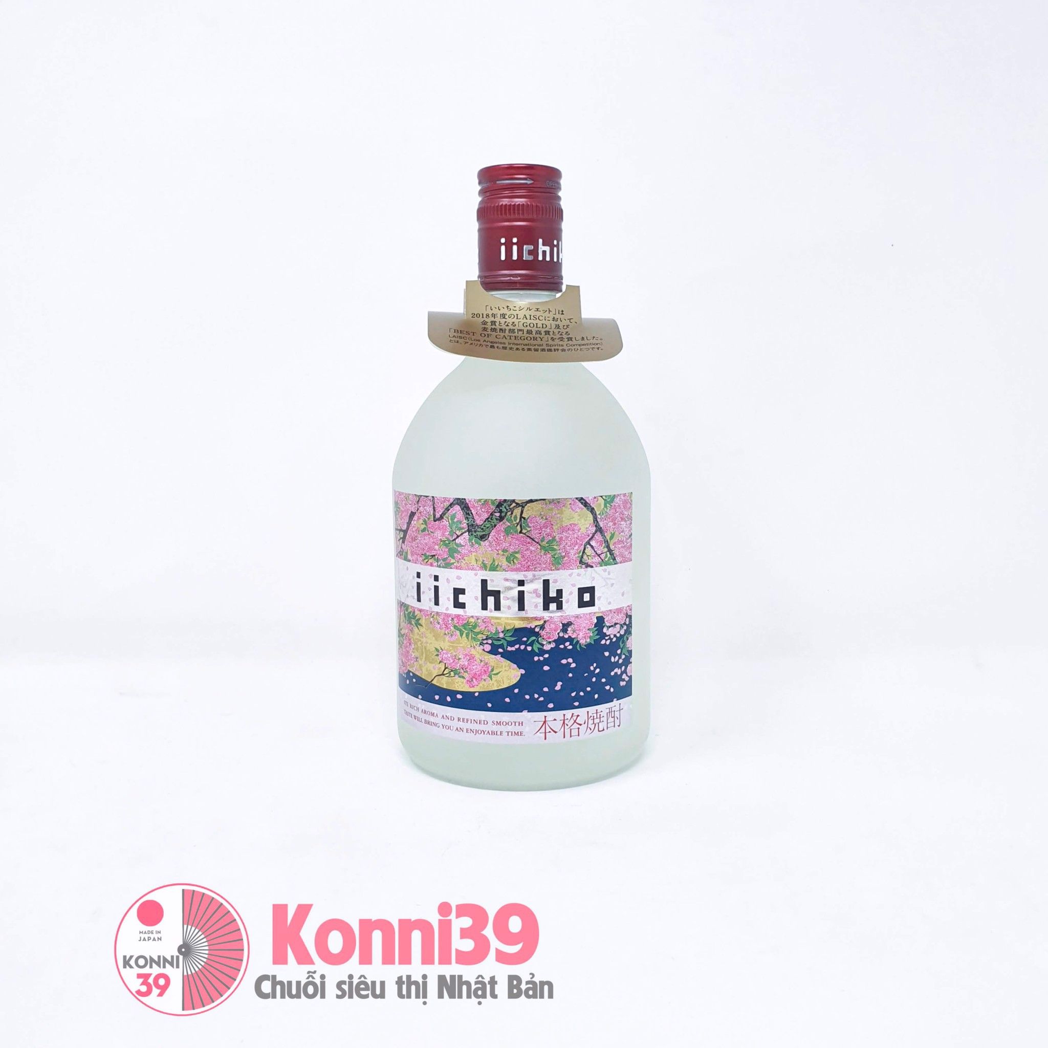 Rượu shochu Iichiko 720ml