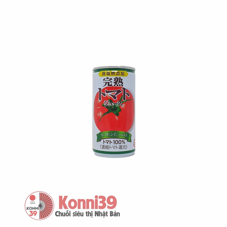 Nước ép cà chua Tominaga (không muối) 185g