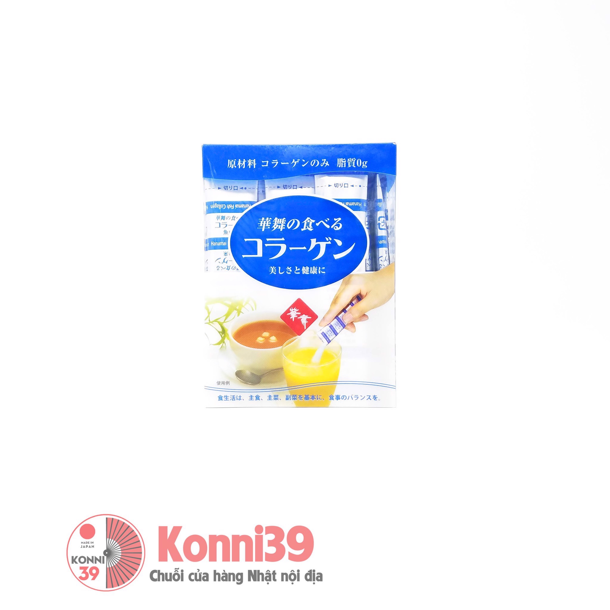 Collagen Hanamai 45g 1.5g 30 gói