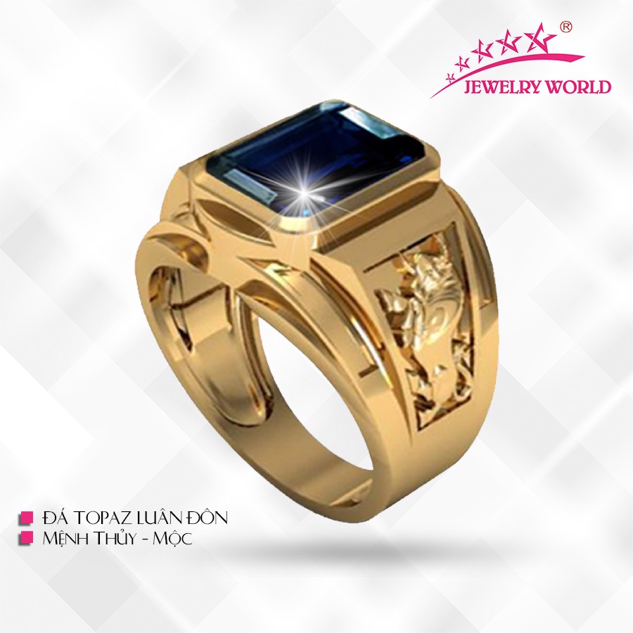NHẪN SỬU TOPAZ LONDON