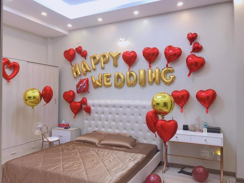 HAPPY WEDDING HÙNG ĐOÀN