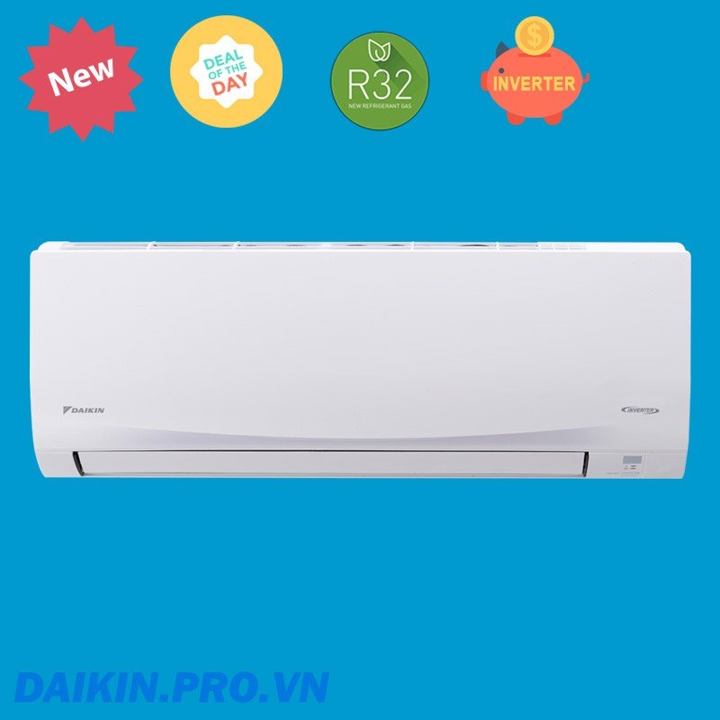 DAIKIN INVERTER 1 HP FTKQ Series