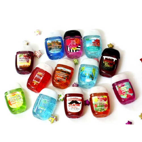 Gel Rửa Tay Khô PocketBac - Bath & Body Works 29ml 2