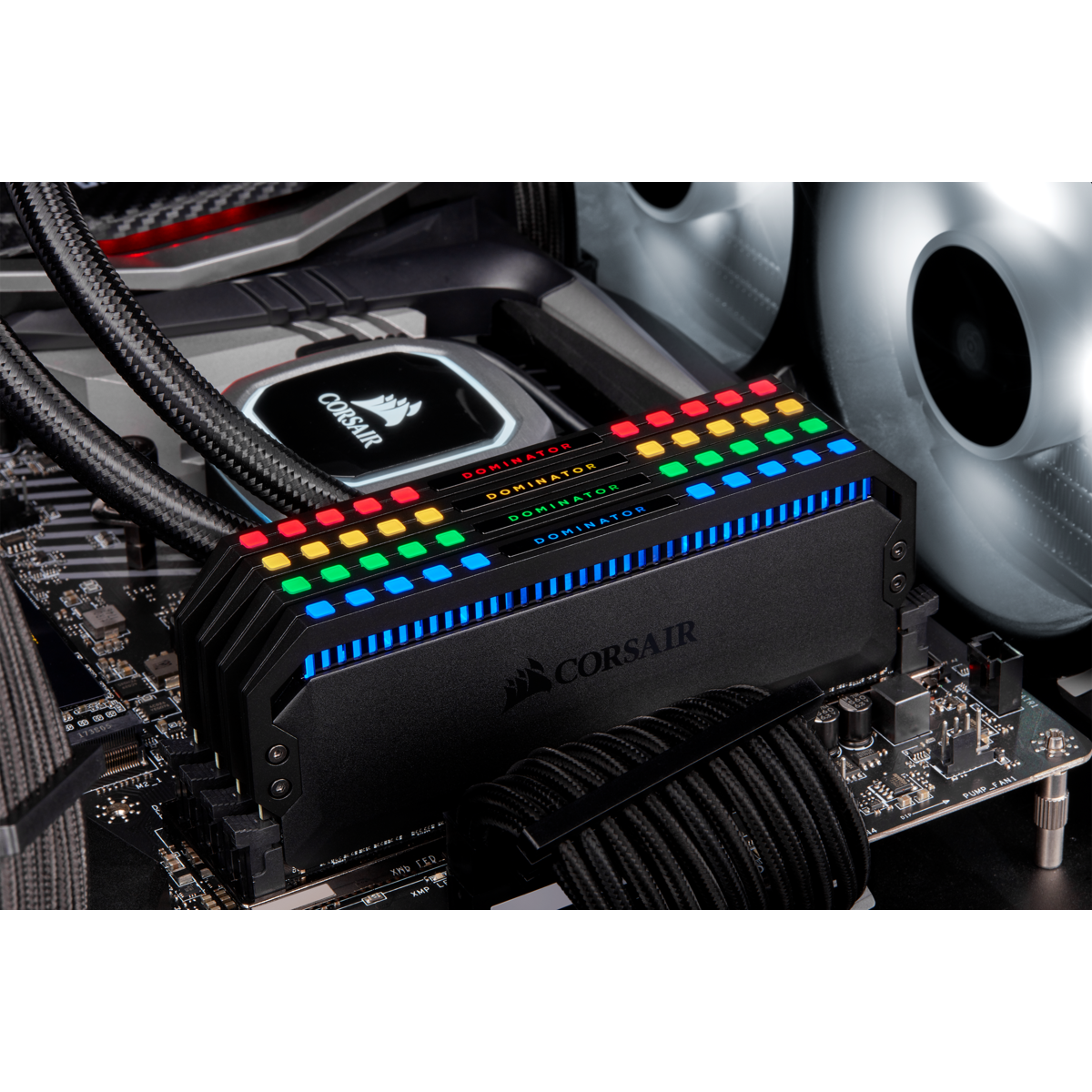 RAM Corsair Dominator Platinum RGB DDR4