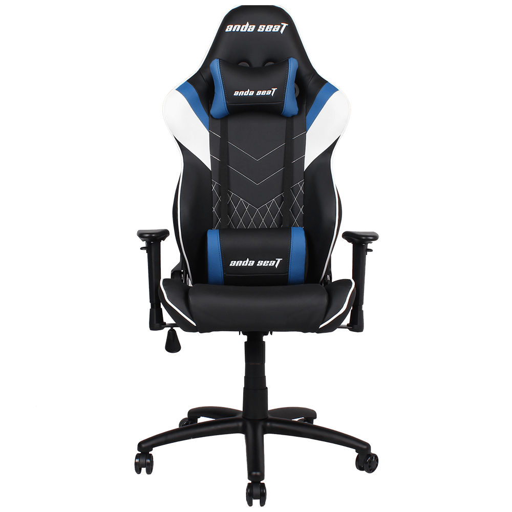 ghe anda seat assassin black blue