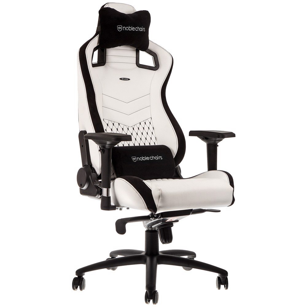 ghe gamer noble chair epic series white black
