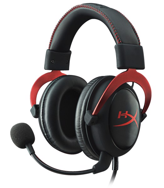 Tai nghe HyperX Cloud II RED
