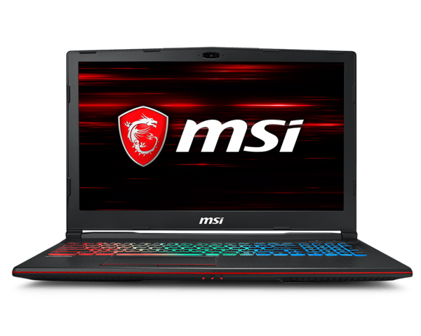 MSI GP63 8RE-411VN