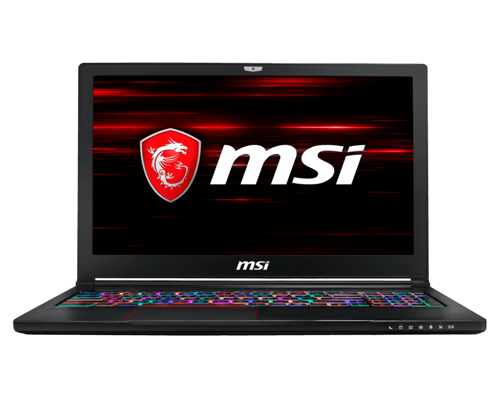 MSI GS63 8RD-006VN Stealth