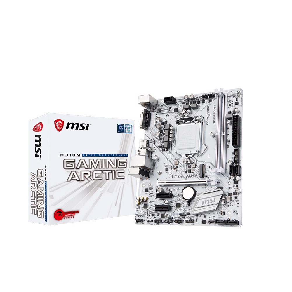 MSI H310M Gaming Artic