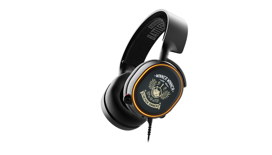 Steelseries Arctis 5 Pubg Edition
