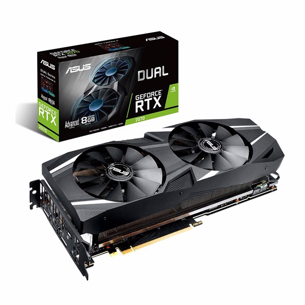 Asus GeForce RTX 2070 DUAL Advanced Edition