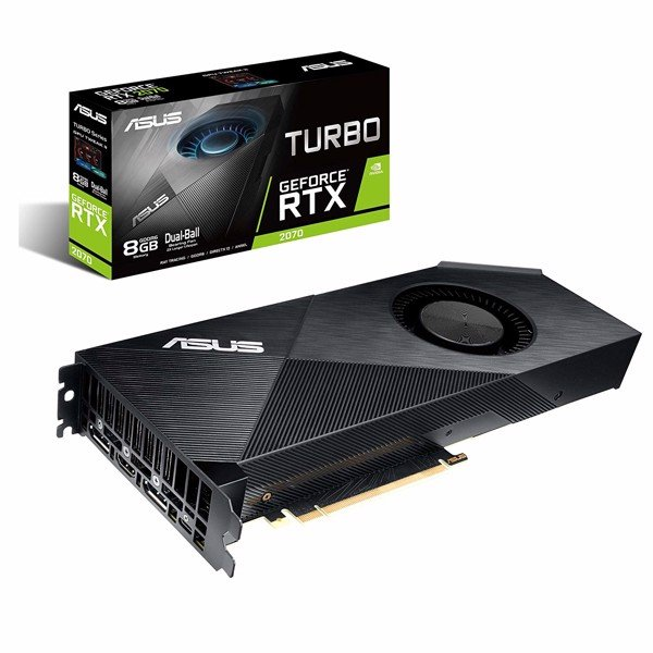 ASUS Turbo GeForce  RTX 2070 8GB GDDR6