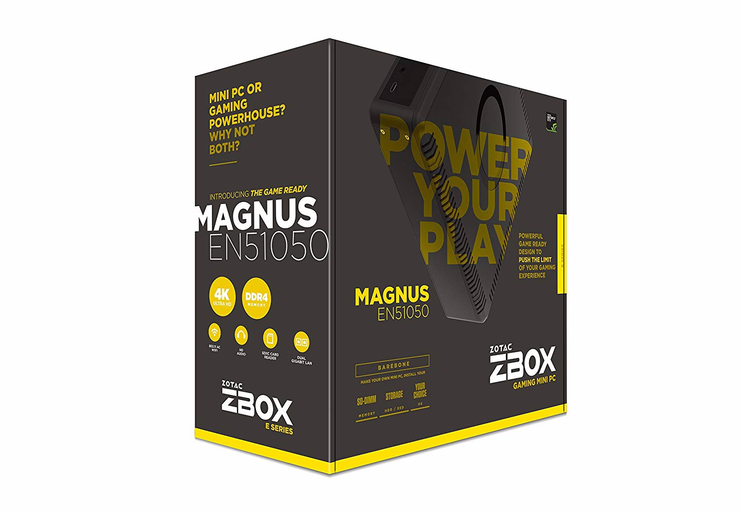 ZOTAC Magnus EN51050 Gaming Mini PC