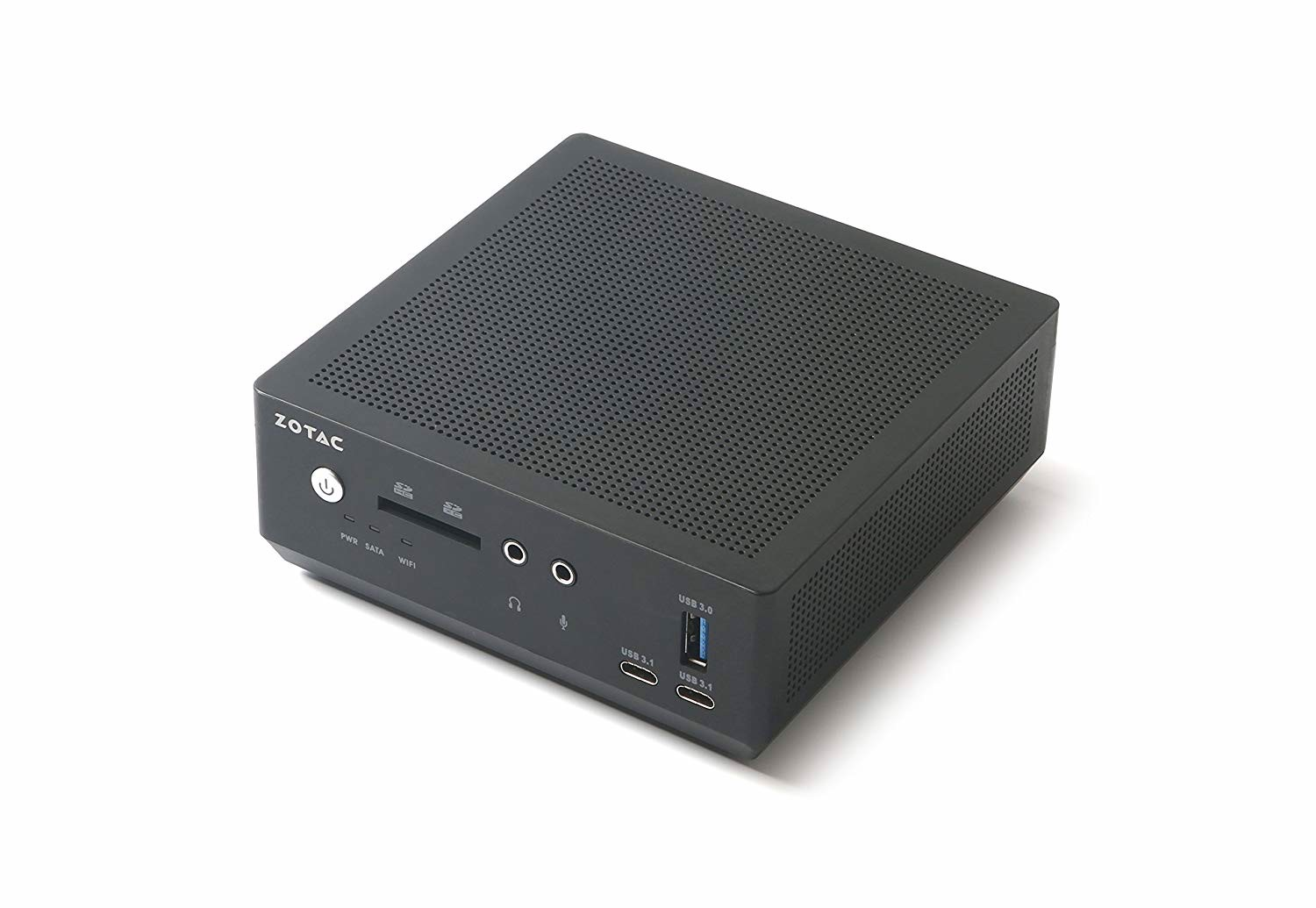 ZOTAC ZBOX MI640 Nano Plus Mini PC