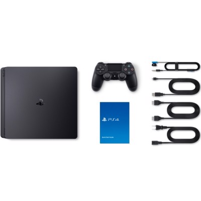Playstation 4 Slim 500GB kèm đĩa Game FIFA18