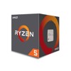 cpu amd ryzen 5 2600 3 4 ghz 3 9 ghz with boost 19mb 6 cores 12 threads socket am4