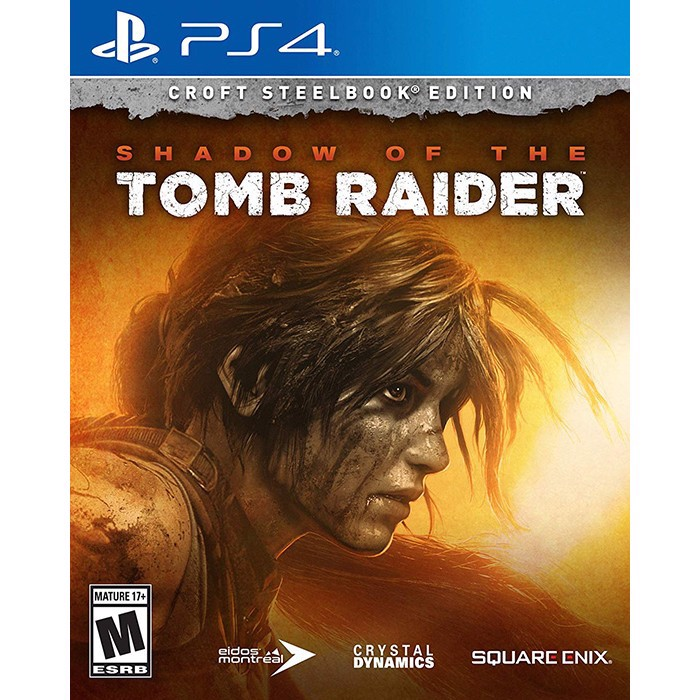 SHADOW OF THE TOMB RAIDER CROFT EDITION ASIA