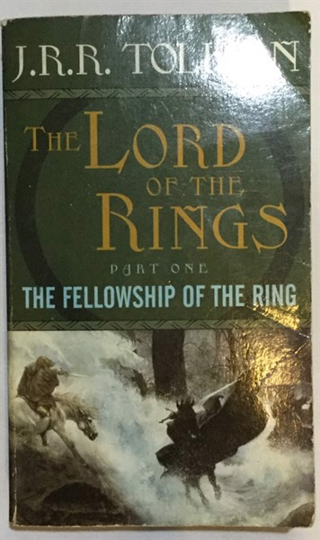 The lord of the rings part one The fellowship of the ring