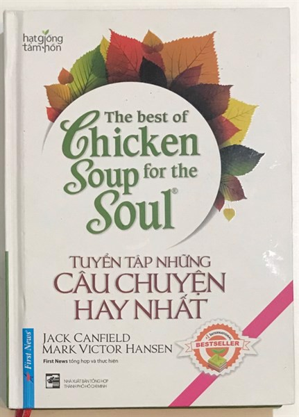 The best of chicken soup for the soul