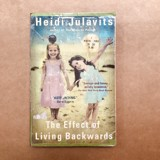 The Effect Of Living Backwards