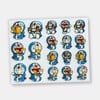 khuon choco decor chu de doraemon 1