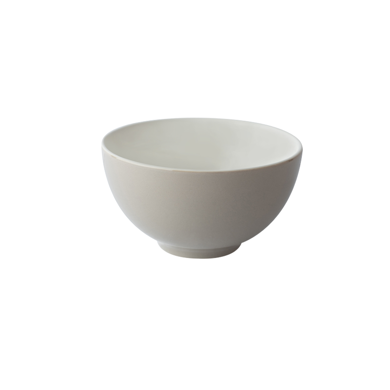 ER-GO!TAUPE - 14CM CEREAL BOWL (TAUPE)