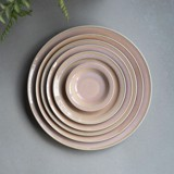 ER-GO!ROSE - 18CM SIDE PLATE (ROSE)