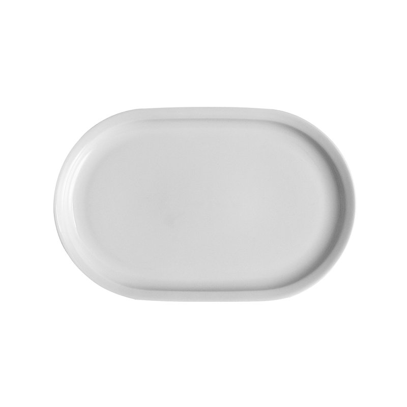 ER-GO!SYSTEM - 31CM VEGETABLE PLATE (WHITE)