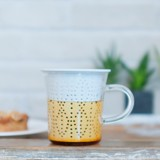 Ly(tách) cao cấp Weave 300ml Mug with Porcelain Infuser