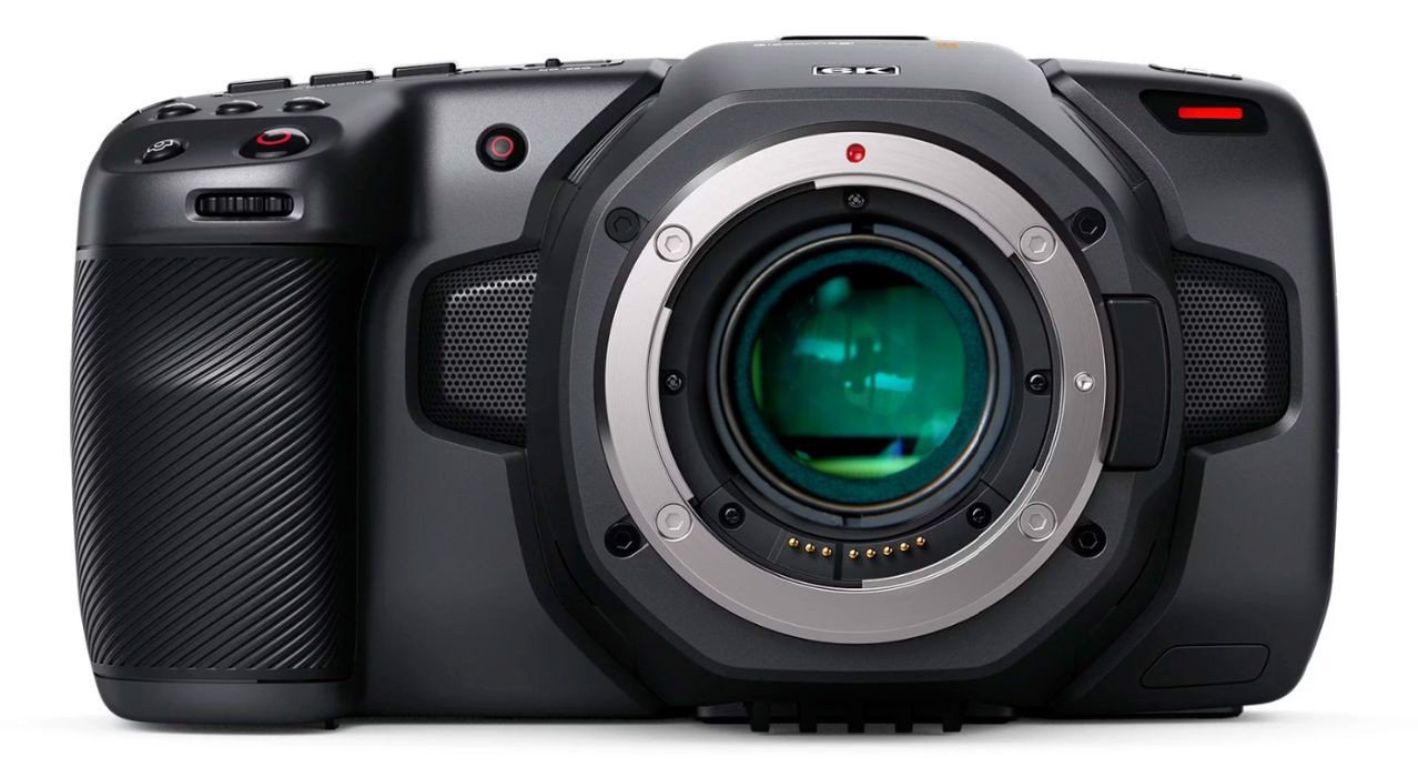 Blackmagic Pocket Cinema Camera 6K (Body)