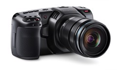 Blackmagic Pocket Cinema Camera 4K Body