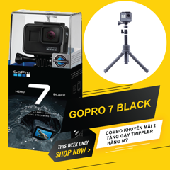 GOPRO HERO 7 BLACK COMBO 3