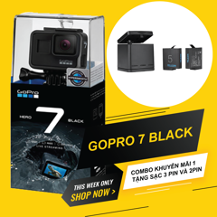 GOPRO HERO 7 BLACK COMBO 01