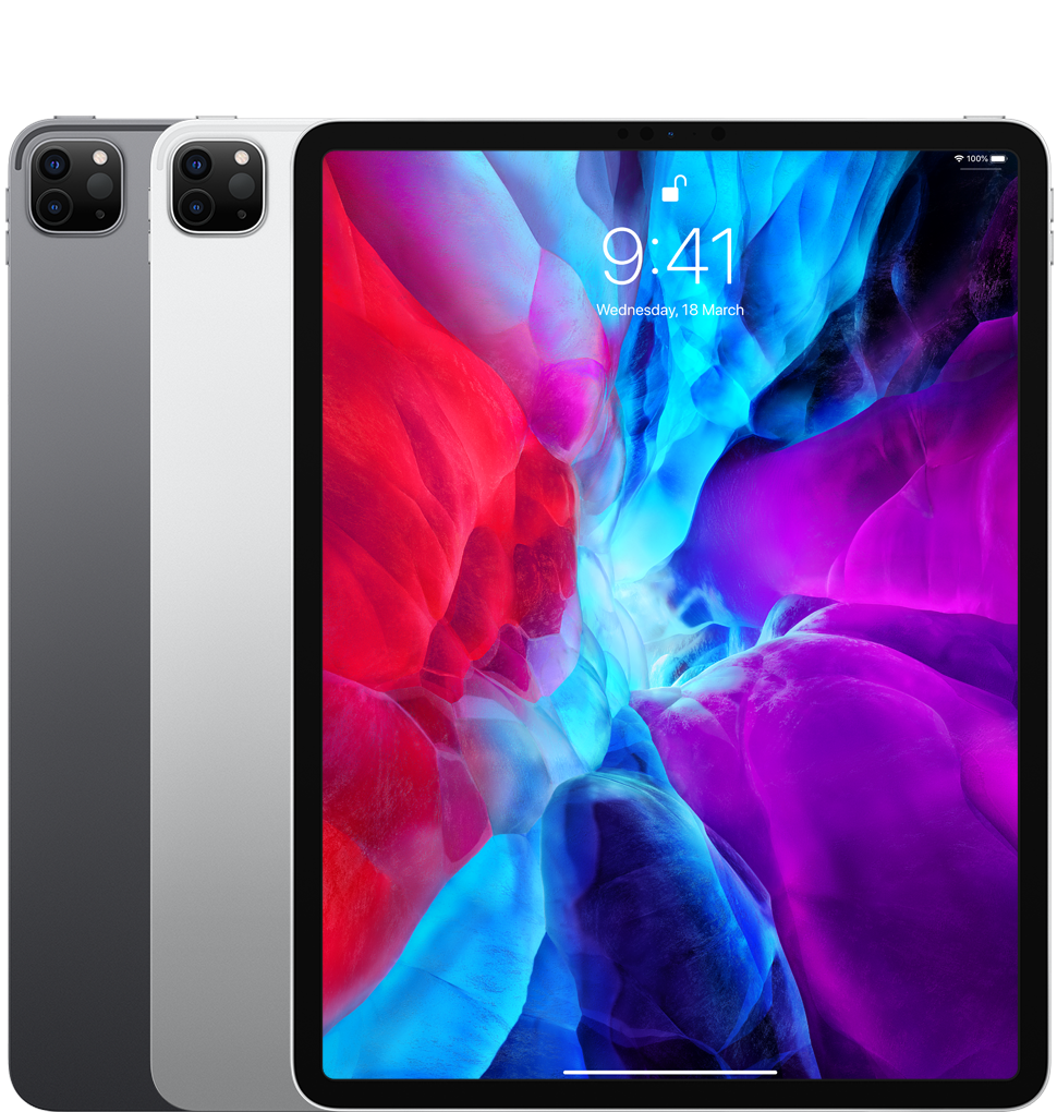 Apple iPad Pro 12.9 inch 128G bản Wifi (2020)