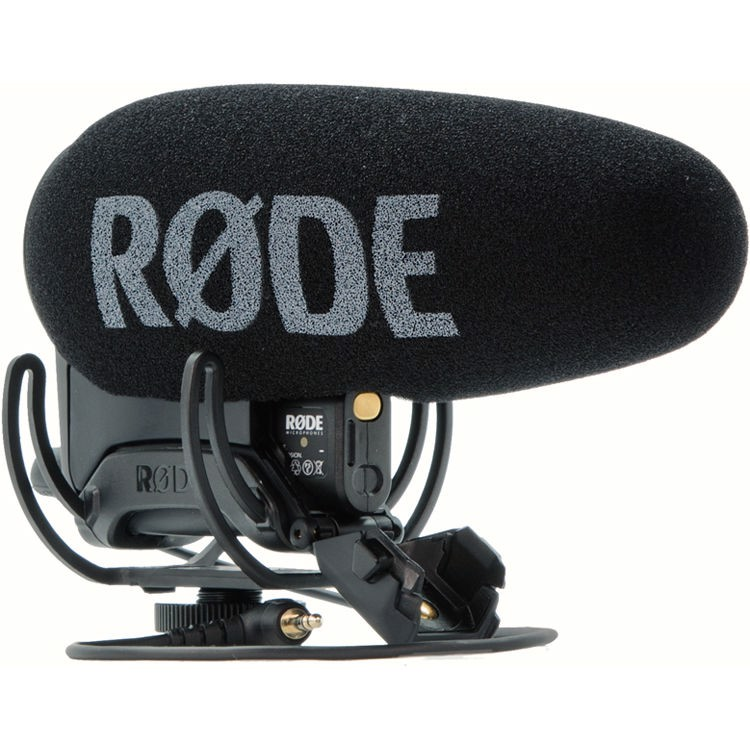 Rode VideoMic Pro Plus On-Camera Shotgun Microphone