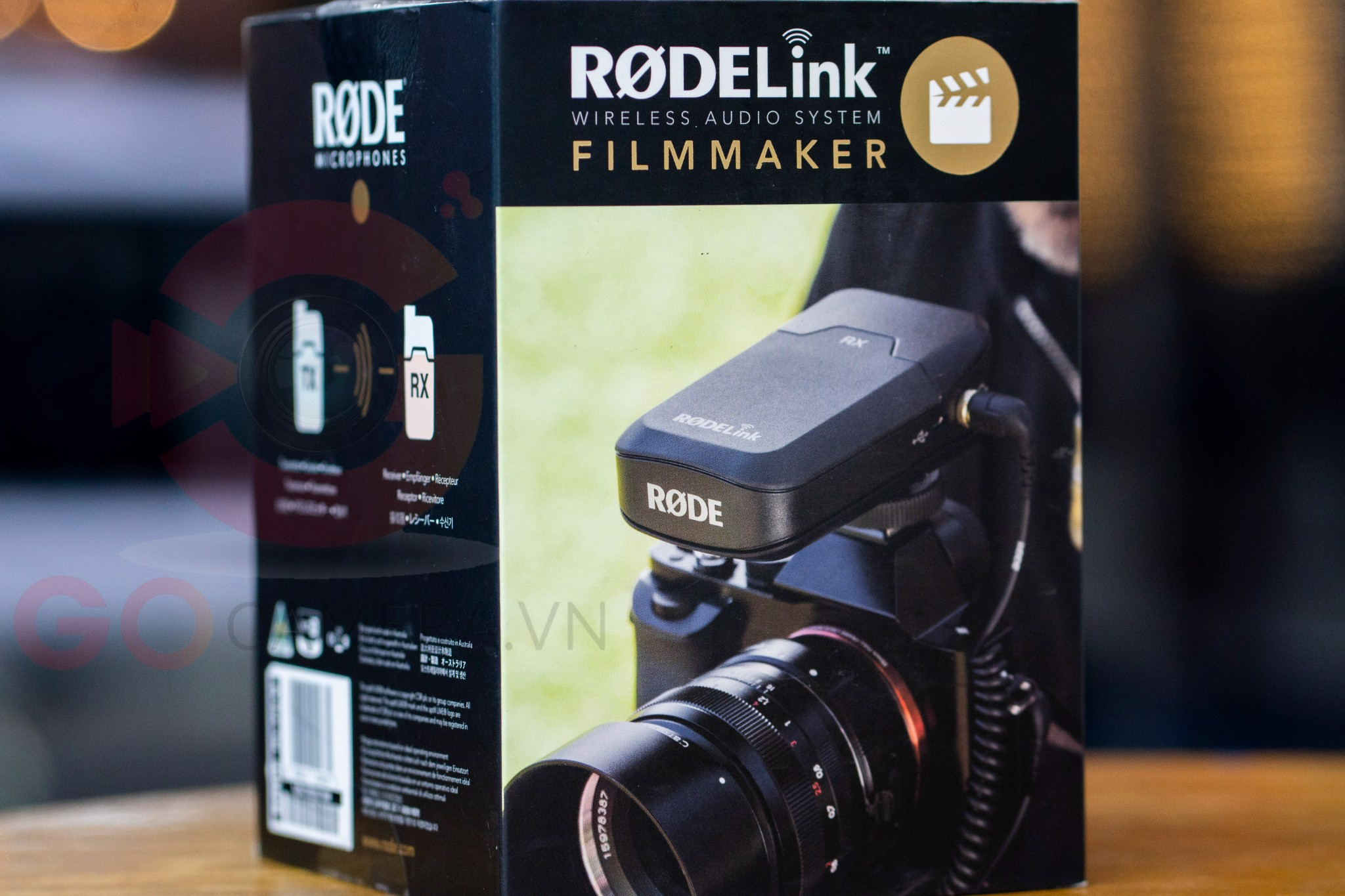 Rode RODELink Filmmaker Kit Digital Camera