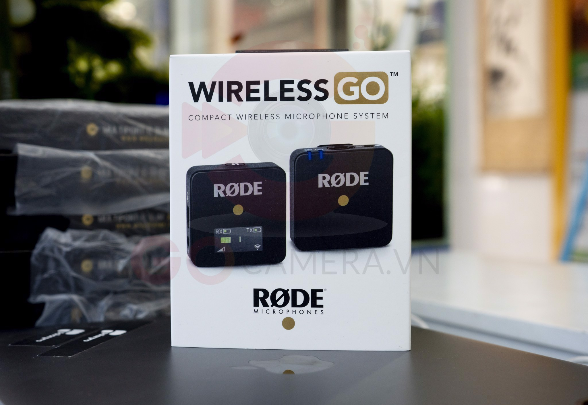 Micro RODE Wireless GO